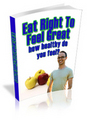 Thumbnail Eat Right To Feel Great