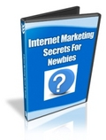 Thumbnail Internet Marketing Secrets For Newbies  MRR