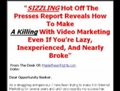 Thumbnail Video Marketing For Lazy Cash Lovers