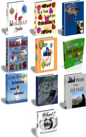 Product picture 10 PLR eBook Package