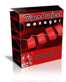 Product picture Tiger Project Management