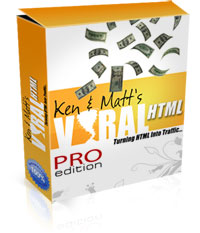 Product picture Viral HTML  PLR