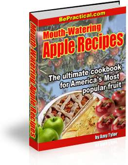 Product picture 85 Apple Recipes  MRR
