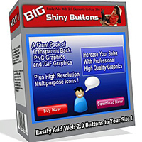 Product picture Big Shiny Buttons Graphics