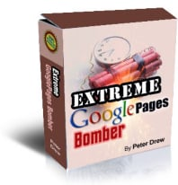 Product picture Extream Google Pages Bomber